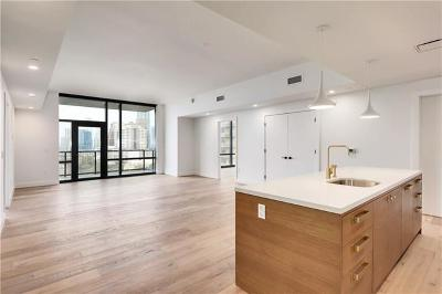 Austin Condo/Townhouse For Sale: 70 Rainey St #2604