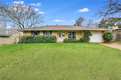 Single Family Home For Sale: 1703 Raven Dr