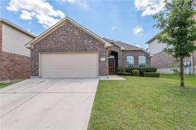 Round Rock Single Family Home Pending - Taking Backups: 3628 Sandy Brook Dr
