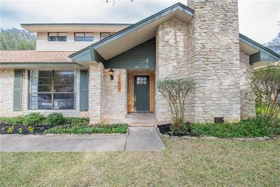 Austin Single Family Home For Sale: 11509 Shakespearean Way