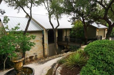 Wimberley Single Family Home For Sale: 745 Sunset Dr
