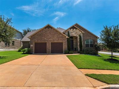 Leander Single Family Home Active Contingent: 1936 Bold Sundown Dr