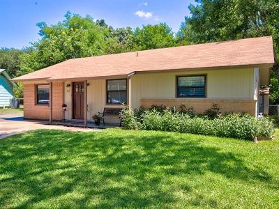 Austin Single Family Home For Sale: 802 Leisure Run Cv