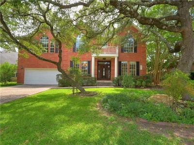 Austin Single Family Home For Sale: 5306 Kite Tail Dr
