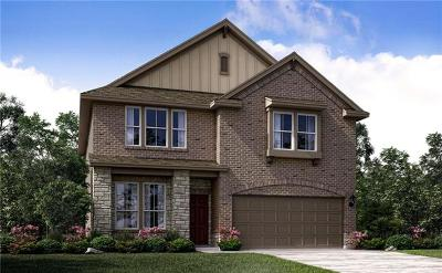 Single Family Home For Sale: 14208 Mc Coy Loop