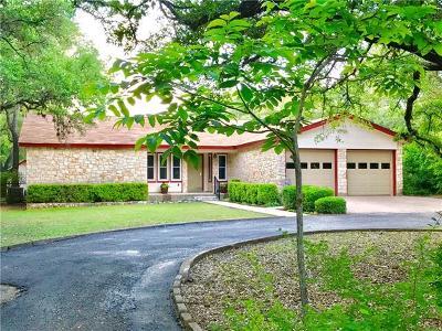 Austin Single Family Home For Sale: 9831 Weir Loop Cir