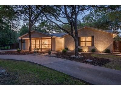 Georgetown Single Family Home For Sale: 1015 Segundo Dr