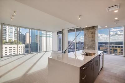 Austin Condo/Townhouse For Sale: 301 West Ave #1206