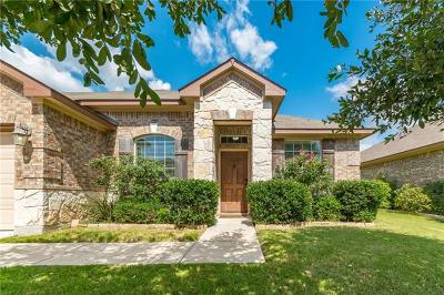 Hutto Single Family Home For Sale: 205 Hendelson Ln