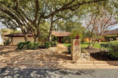 Austin Single Family Home For Sale: 2302 Innisbrook Dr