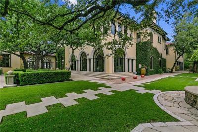 Austin Single Family Home For Sale: 2601 Ravello Ridge Dr