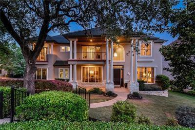 Hays County, Travis County, Williamson County Single Family Home Pending - Taking Backups: 1801 Randolph Ridge Trl