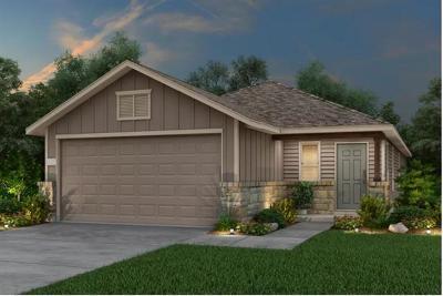 Buda Single Family Home For Sale: 252 Thornless Cir