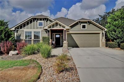 Georgetown Single Family Home For Sale: 117 Rancho Trl