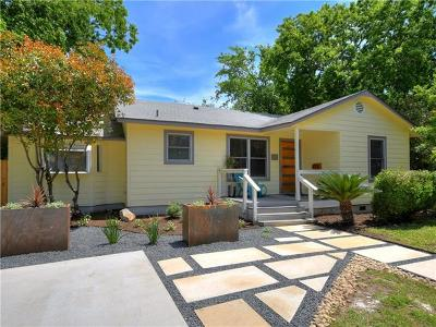 Austin Single Family Home For Sale: 5111 Valley Oak Dr