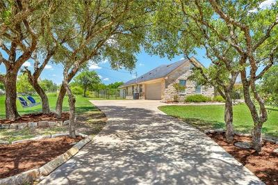 Dripping Springs Single Family Home Pending - Taking Backups: 10274 Twin Lake Loop