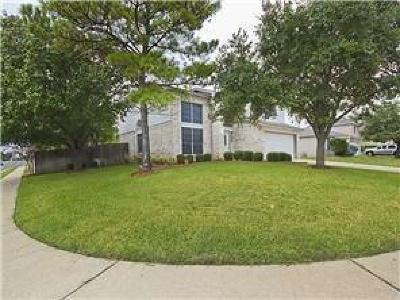 Round Rock Single Family Home For Sale: 3400 Settlement Dr