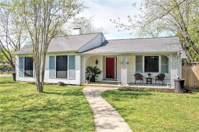Lockhart Single Family Home For Sale: 1133 Spruce St