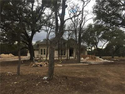 Georgetown Single Family Home Pending: 129 San Juan Dr