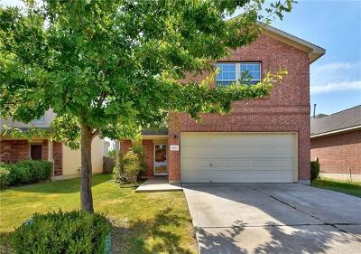Buda Single Family Home For Sale: 1172 Shadow Creek Blvd