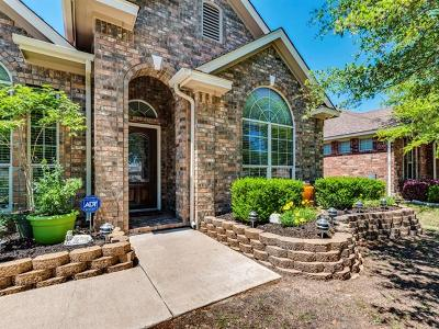 Leander Single Family Home For Sale: 2503 Lost Mine Trl