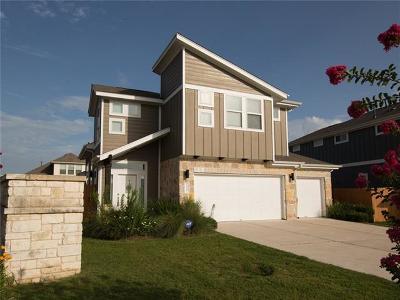 Austin Single Family Home Pending - Taking Backups: 6916 Cardinal Bloom Loop