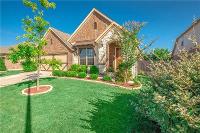 Leander Single Family Home For Sale: 908 Matheson Dr
