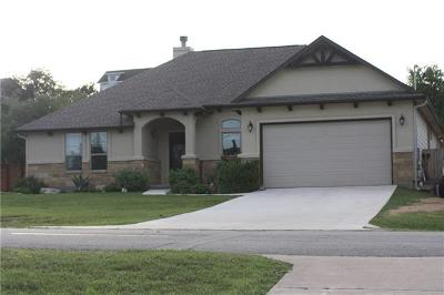 Spicewood Single Family Home For Sale: 22115 Oban Dr
