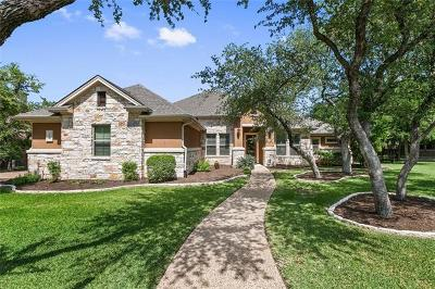 Georgetown TX Single Family Home Pending - Taking Backups: $475,000