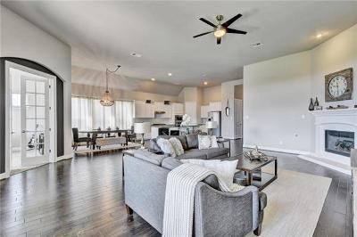 Leander Single Family Home For Sale: 2316 Echo Park Dr
