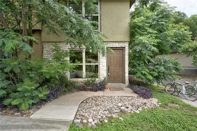Austin Condo/Townhouse For Sale: 2000 Lightsey Rd #6