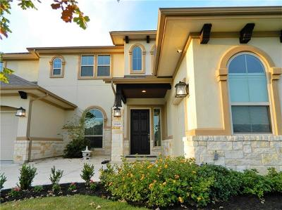 Pflugerville Single Family Home For Sale: 16448 Aventura Ave