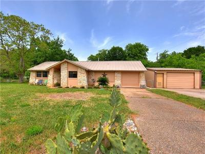 Cedar Park Single Family Home Pending - Taking Backups: 1504 Jackson Dr