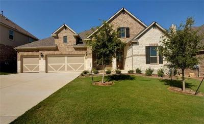 Leander Single Family Home For Sale: 821 Bliss Ln