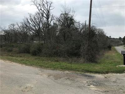 Paige Residential Lots & Land For Sale: 208 Mustang Dr