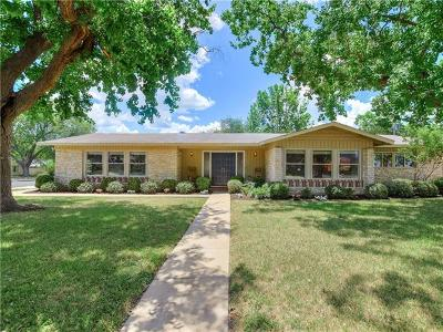 Hays County, Travis County, Williamson County Single Family Home For Sale: 4901 Tahoe Trl