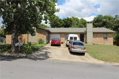 Austin TX Multi Family Home For Sale: $265,000