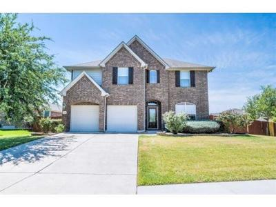 Pflugerville Single Family Home Pending - Taking Backups: 2601 Sixpence Ln