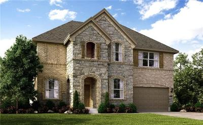 Pflugerville Single Family Home For Sale: 20221 Erie Dr