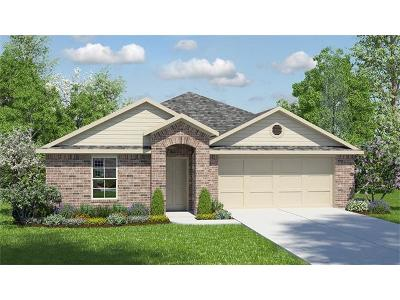 Manor Single Family Home For Sale: 11228 Malta Dr