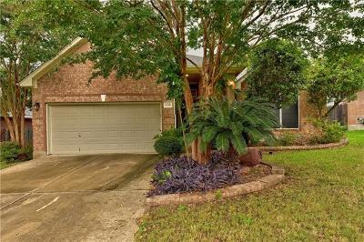 Travis County Single Family Home Pending - Taking Backups: 6738 Poncha Pass