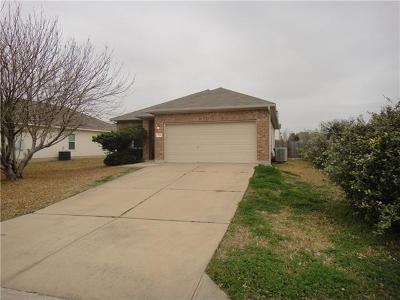 Hutto Rental For Rent: 104 Brown St