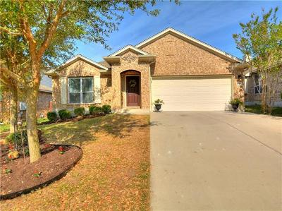 Pflugerville Single Family Home For Sale: 19310 Gale Meadow Dr