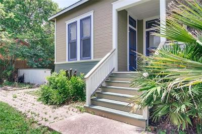 Austin Single Family Home For Sale: 8608 Georgian Dr