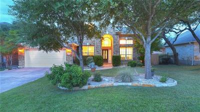 Spicewood Single Family Home For Sale: 22128 Rose Grass Ln