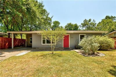 Single Family Home For Sale: 3101 Ray Wood Dr