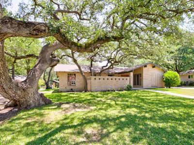Travis County, Williamson County Single Family Home For Sale: 4007 Greenhill Pl