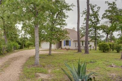 Paige Single Family Home Pending - Taking Backups: 115 Apache Dr