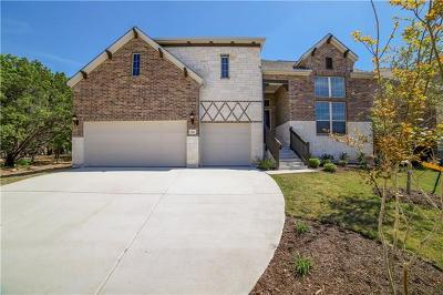 Leander Single Family Home For Sale: 932 McKavitt Dr