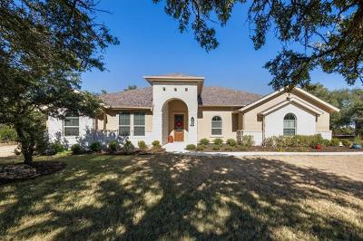 Leander Single Family Home For Sale: 2913 Vista Heights Dr